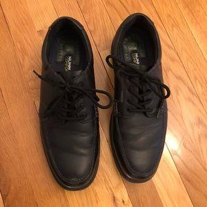 Men's Nunn Bush Comfort Gel Lace Up Dress Shoe
